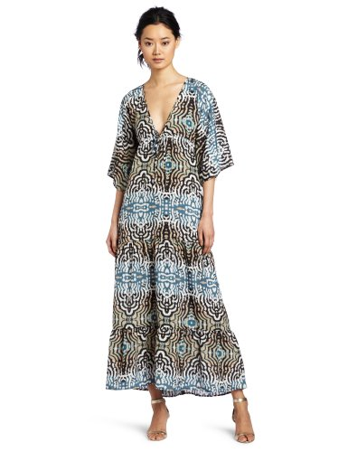 Romeo & Juliet Couture Women's Boho Maxi Dress