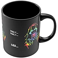 PosterGuy Jared Leto Suicide Squad Inspired Graphic Illustration Black Coffee Mug