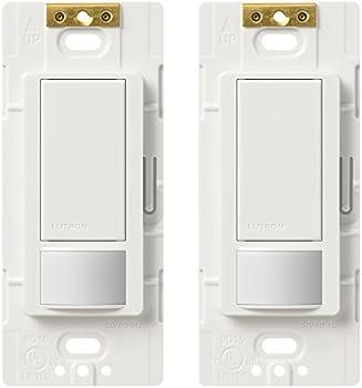 2-Pack Lutron Occupancy Sensing Switch