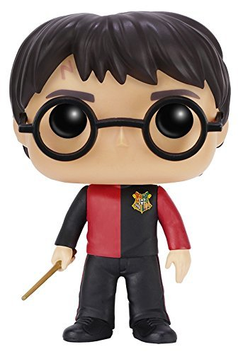 Funko POP Movies: Harry Potter Action Figure - Harry Potter Triwizard Tournament by FunKo