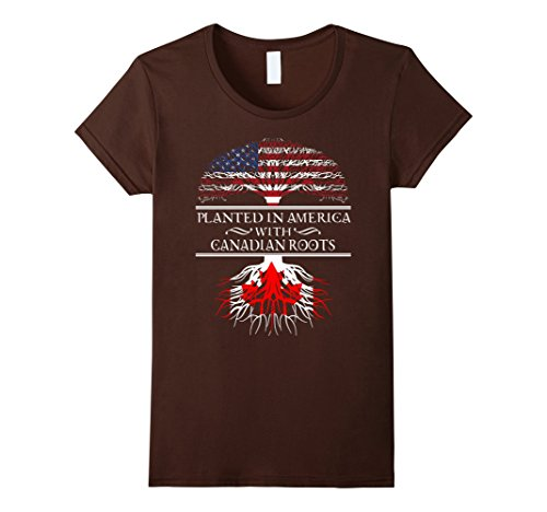 womens-canada-american-planted-in-us-with-canadian-roots-t-shirt-xl-brown