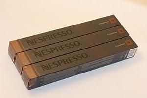 Nespresso Capsules Chocolate - 30 Ciocattino Capsules - LIMITED - Original Nestlé - Espresso Coffee