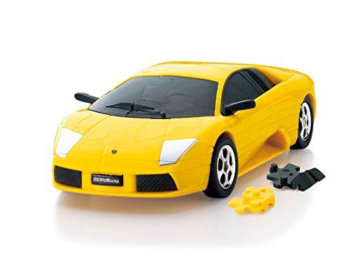 Car Puzzle 3D (Lamborghini/Murcielago / Yellow)