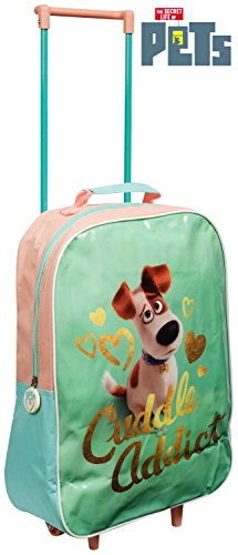 kids-trolly-cabin-bag-suitcase-with-wheels-and-telescopic-handle-ideal-for-short-breaks-holidays-sle