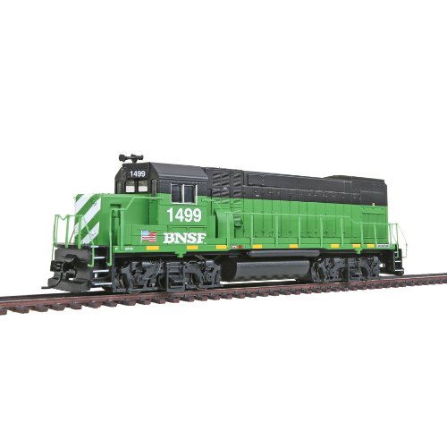 Walthers PROTO 1000 HO Scale Diesel EMD GP15-1 Powered - Burlington Northern Santa Fe #1499