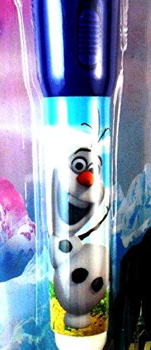 Disney Frozen Flashlight with Pen Olaf