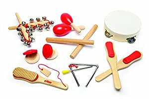 Tidlo Musical Instrument Set (14 Pieces)