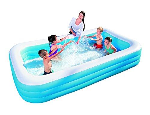 Mac due intex 58484 piscina family piscine gonfiabili - Gonfiabili piscina amazon ...