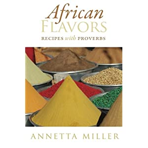 African Flavors: Recipes Livre en Ligne - Telecharger Ebook