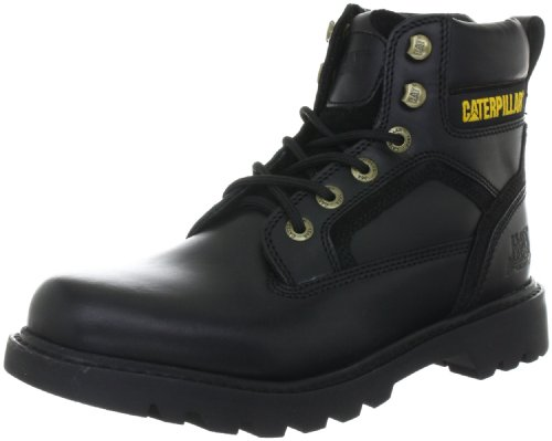Cat Footwear STICKSHIFT P712702, Stivaletti uomo, Nero (MENS BLACK), 40