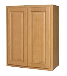 all wood cabinetry w2430 vhs 24 inch wide by 30 inch high