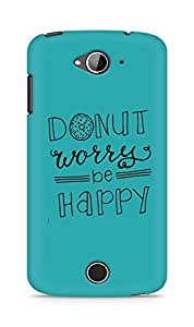 AMEZ donut dont worry be happy Back Cover For Acer Liquid Z530