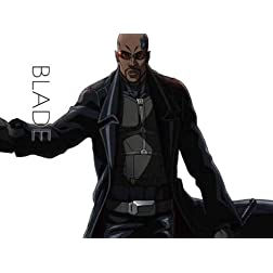 Blade Anime Series Season 1