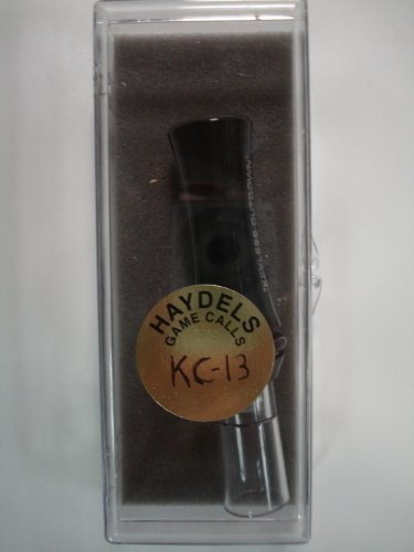 Keyless Cutdown Mallard ~ Single Reed ~ Haydel's