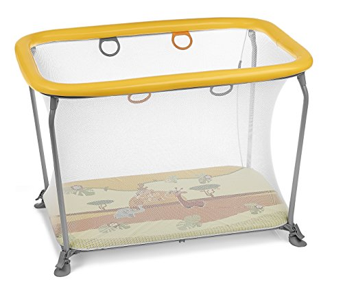 Brevi 584 Royal 557 Safari Box, Giallo