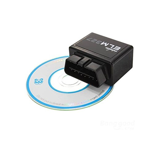 ELM327 V1.5 OBD2 OBDII Car Diagnostic Scanner with Bluetooth Function For TOYOTA LEXUS ACURA NISSAN MITSUBISHI SUBARU MAZDA (Isis Intake Manifold compare prices)