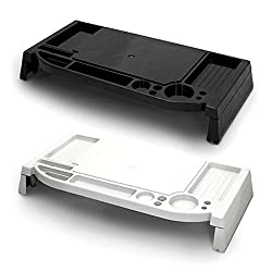 Monitor Stand Cradle Desk Organizer LED LCD from Computer Moniter Cradle