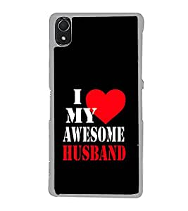 ifasho Designer Phone Back Case Cover Sony Xperia Z3 :: Sony Xperia Z3 Dual D6603 :: Sony Xperia Z3 D6633 ( Emoji Expression )