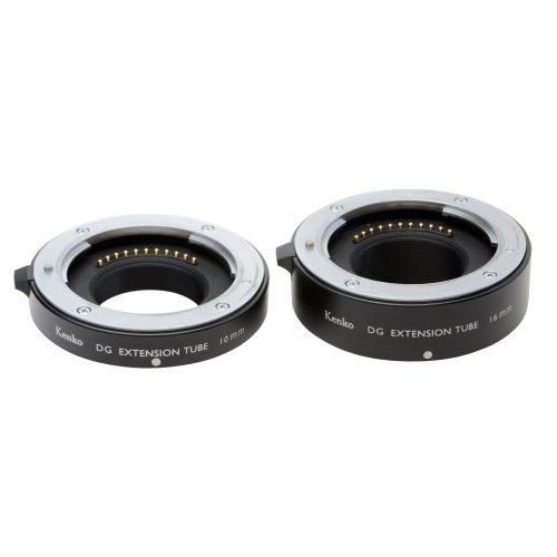 Kenko 接写リング ミラーレスカメラ用接写リングセット デジタルオート接写リングセット マイクロフォーサーズ用 809433