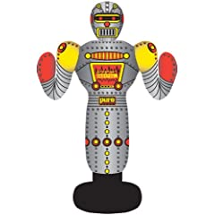 Buy Pure Boxing Robo Boxer Punching Bag by Pure Boxing