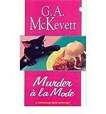 Murder A'la Mode (0758219199) by McKevett, G. A.