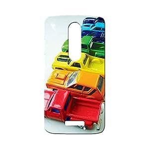 G-STAR Designer Printed Back case cover for Motorola Moto X3 (3rd Generation) - G6316