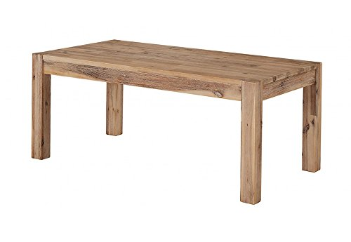 Great Buy Cheap Heartlands Zeus Oval Oak Coffee Table
