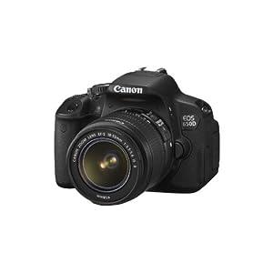 Canon EOS 650D Digital SLR Camera - Black (Inc. 18-55mm f/3.5-5.6 IS II Lens Kit)