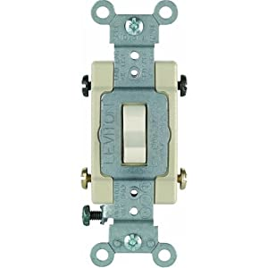 Grounded Quiet 4-Way Switch