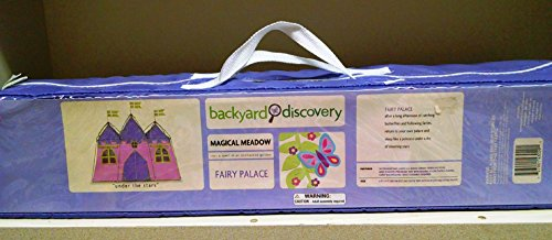 Backyard Discovery Magical Meadow Fairy Palace Tent front-211513