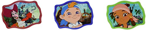 Jake & the Neverland Pirates Cupcake Cake Rings Party Favors - 24 ct