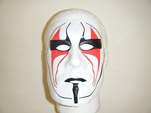 [TNA Sting - Wrestlemania 31 - Wrestling Mask - Official] (Childrens Nacho Libre Costume)