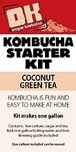 Oregon Kombucha Complete Starter Kit - Coconut Green Tea 96 oz272g