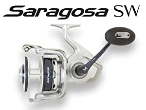 Shimano Saragosa SRG5000SW Reel by Shimano