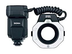Sigma EM-140 DG Macro Ring Flash for Nikon SLR Camera