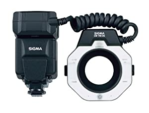 Sigma EM-140 DG Macro Ring Flash for Nikon SLR Cameras