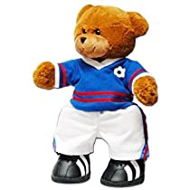 Soccer Bear (Pride) 18 Jointed Sports Bear