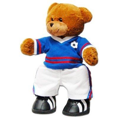 Soccer Bear (Pride) 18