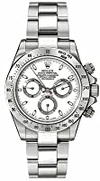 Rolex Daytona White Index Dial Oyster Bracelet Mens Watch 116520WSO from Rolex