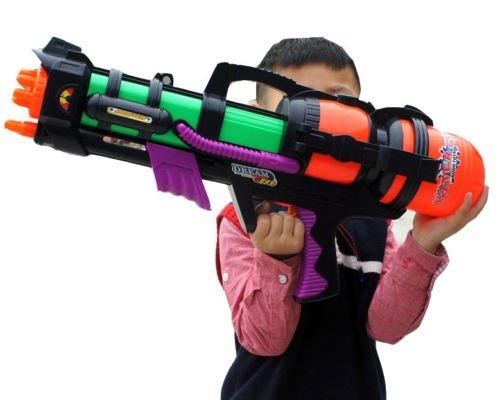23-large-water-gun-pump-action-super-soaker-sprayer-outdoor-beach-garden-toy