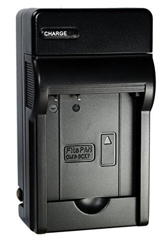 I Discovery Camera Battery Charger (For Panasonic DMW- BCK7)