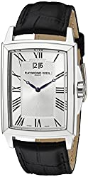 Raymond Weil Men's 5596-STC-00650 Analog Display Quartz Black Watch