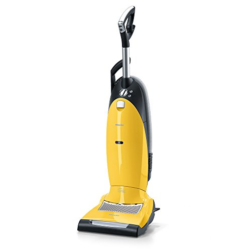 Miele Dynamic U1 Jazz Upright Vacuum, Canary Yellow