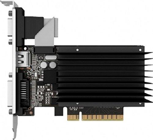 Palit NEAT7300HD46H Carte graphique GRA PCX GT730 2 Go Passiv GeForce GT 730 902 MHz PCI-Express 2048 Mo