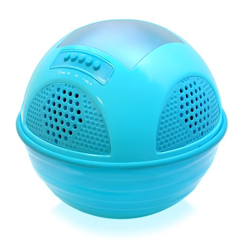 Pyle PWR95S Aqua SunBlast Wireless Speaker