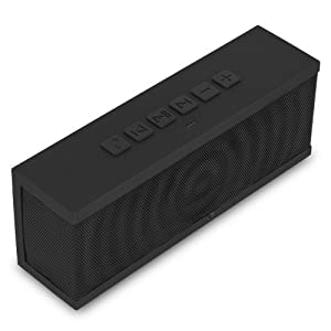 SoundBlock Ultra Portable Wireless Bluetooth Speaker 3.0 with Built in Speakerphone and 10 hour Rechargeable Battery - Black