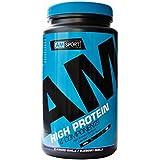 High Protein Shake - AMSport - Blaubeer Vanille, 600g