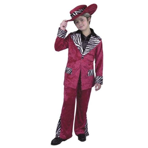 U DA WILD MAN! Mac Daddy Costume Suit (Hat/shirt not included)