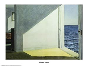 Rooms by the Sea Art Poster PRINT Edward Hopper 32x24