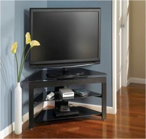 Image of Bush My Space Fulton Swivel TV Stand (B004XKV2G4)